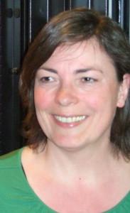 Marina Schriek, auteur van 'Gefeliciteerd met' serie
